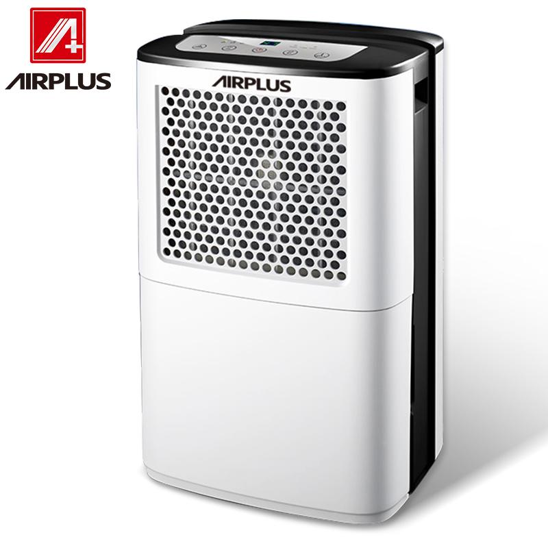 艾普莱斯(AIRPLUS) 美国 除湿机抽湿机志高家用静音地下室除湿器AP10-601EE