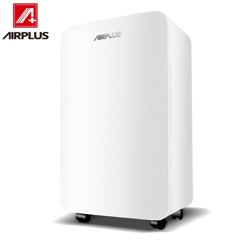 艾普莱斯AIRPLUS美国除湿机抽湿机抽湿器志高家用静音地下室除湿器AP20-801EE