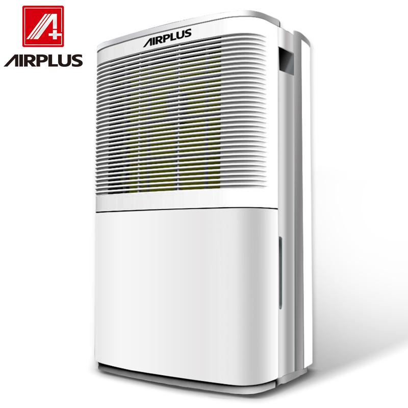 艾普莱斯(AIRPLUS) 美国 除湿机抽湿机志高家用静音地下室除湿器 AP10-101EE银白色