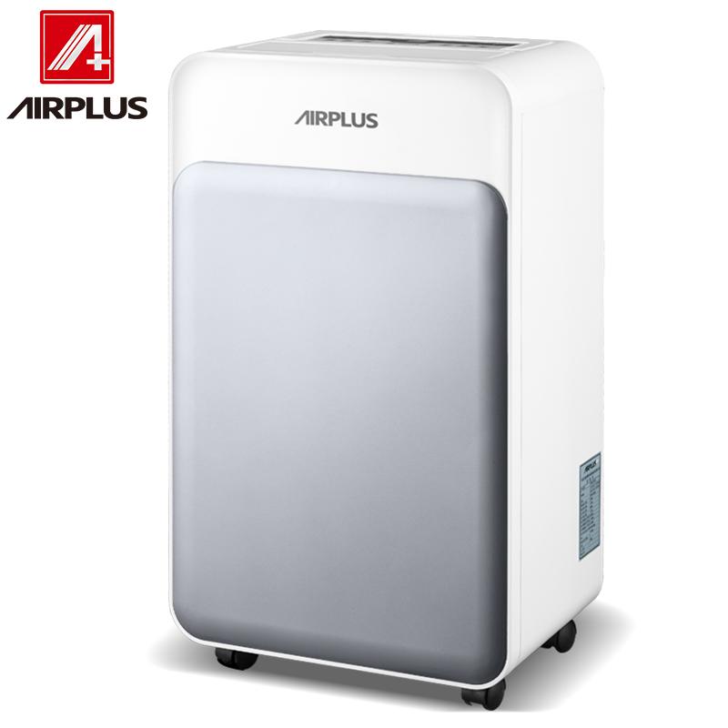 艾普莱斯(AIRPLUS) 美国 除湿机抽湿机志高家用地下室静音除湿器 AP25-201EE银白色