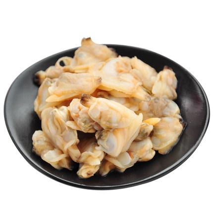 冷冻冰冻野生新鲜冷冻大连杂色哈肉(花甲肉)(1KG/包,80%肉)谊海广州发货